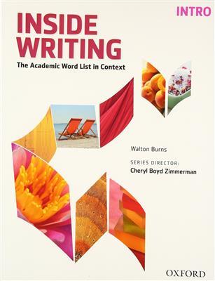 خرید کتاب انگليسی Inside Writing Intro