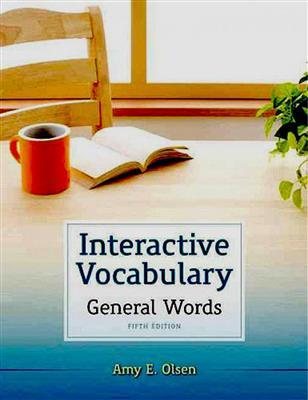 خرید کتاب انگليسی Interactive Vocabulary General Words 5th