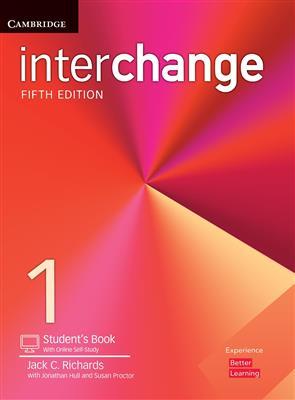 خرید کتاب انگليسی Interchange 1 - 5th Edition