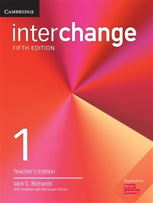 خرید کتاب انگليسی Interchange 1 Teacher's Edition 5th Edition