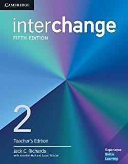خرید کتاب انگليسی Interchange 2 Teacher's Edition 5 Edition