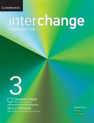 خرید کتاب انگليسی Interchange 3 - 5th Edition