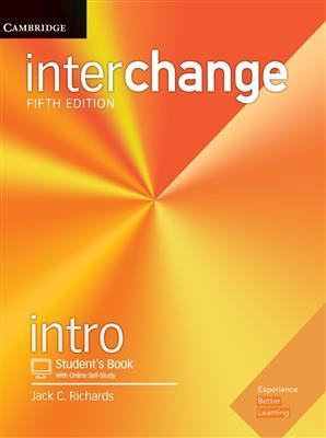 خرید کتاب انگليسی Interchange Intro 5th Edition