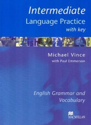 خرید کتاب انگليسی Intermediate Language Practice: With Key