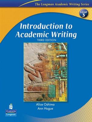 خرید کتاب انگليسی Introduction to Academic writing