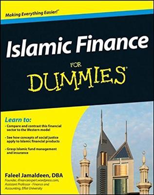 خرید کتاب انگليسی Islamic Finance for DUMMIES
