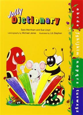 خرید کتاب انگليسی Jolly Dictionary (Jolly Grammar)