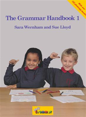 خرید کتاب انگليسی Jolly Phonics The Grammar Handbook 1