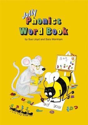 خرید کتاب انگليسی Jolly Phonics Word Book