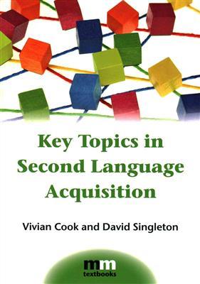 خرید کتاب انگليسی Key Topics in Second Language Acquisition