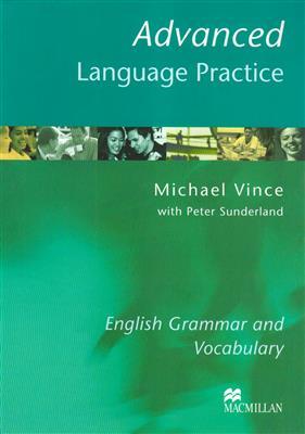 خرید کتاب انگليسی Language Practice Advanced With CD