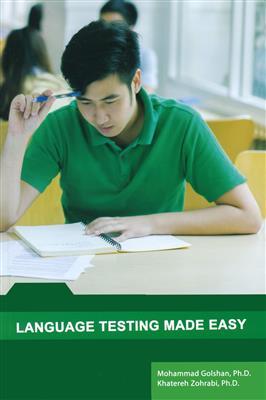 خرید کتاب انگليسی Language Testing Made Easy