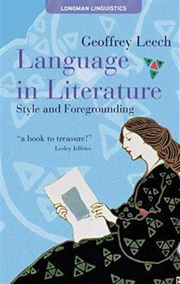 خرید کتاب انگليسی Language in Literature: Style and Foregrounding