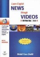 خرید کتاب انگليسی Learn English News through Videos