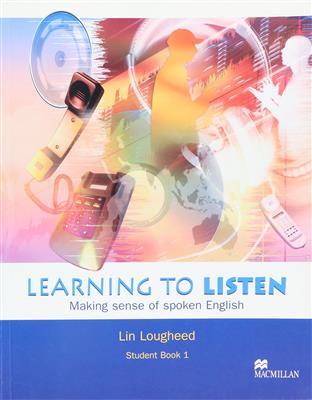 خرید کتاب انگليسی Learning to Listen 1+CD