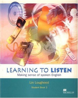 خرید کتاب انگليسی Learning to Listen 2+CD