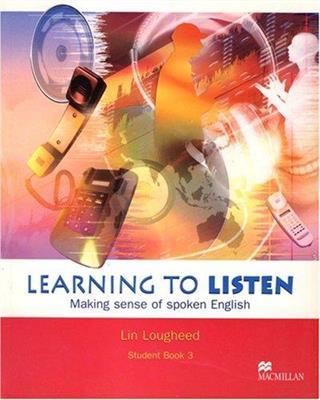 خرید کتاب انگليسی Learning to Listen 3+CD