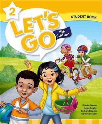 خرید کتاب انگليسی Lets Go 5th 2 SB+WB+DVD