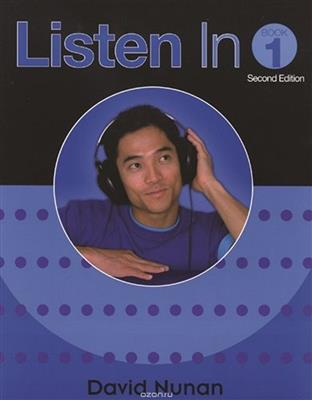 خرید کتاب انگليسی Listen In Student Book 1 with Audio CD