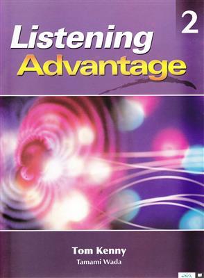 خرید کتاب انگليسی Listening Advantage 2 + CD