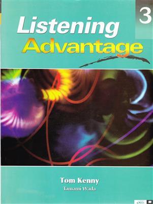 خرید کتاب انگليسی Listening Advantage 3 + CD