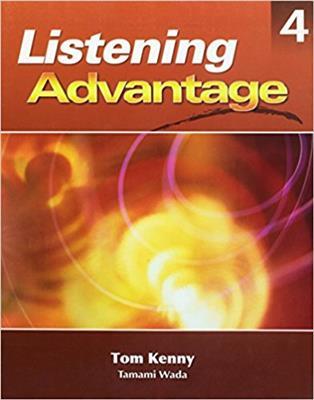 خرید کتاب انگليسی Listening Advantage 4 + CD
