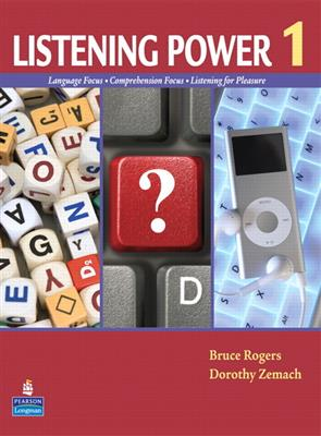خرید کتاب انگليسی Listening Power 1
