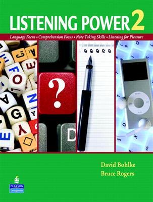 خرید کتاب انگليسی Listening Power 2