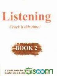 خرید کتاب انگليسی Listening: crack it this time!: book 2