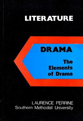 خرید کتاب انگليسی Literature Drama the Elements of Drama 3