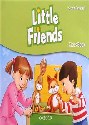 خرید کتاب انگليسی Little Friends+CD