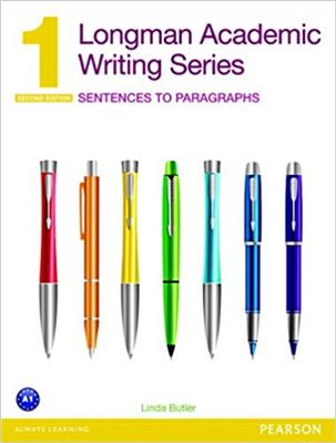 خرید کتاب انگليسی Longman Academic Writing series 1 (2nd)