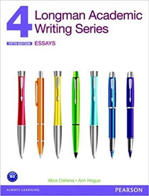 خرید کتاب انگليسی Longman Academic Writing series 4 (5th)
