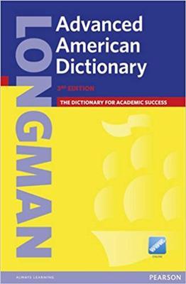 خرید کتاب انگليسی Longman Advanced American Dictionary