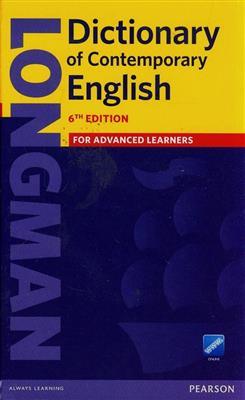 خرید کتاب انگليسی Longman Dic of Contemporary english 6th