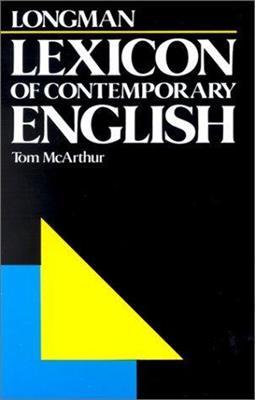 خرید کتاب انگليسی Longman Lexicon