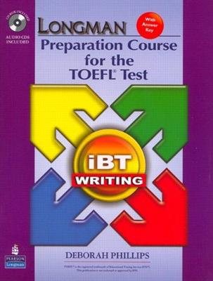 خرید کتاب انگليسی Longman Preparation Course for the TOEFL Test + CD