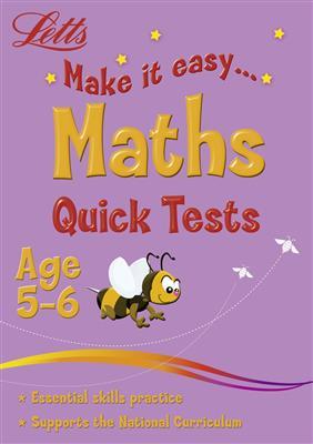 خرید کتاب انگليسی Make it easy Maths Age 5-6