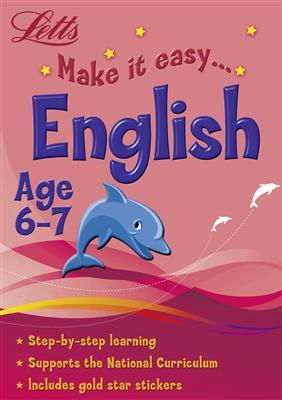 خرید کتاب انگليسی Make it easy Maths Age 6-7