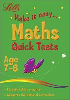 خرید کتاب انگليسی Make it easy Maths Age 7-8