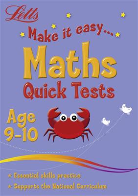 خرید کتاب انگليسی Make it easy Maths Age 9-10
