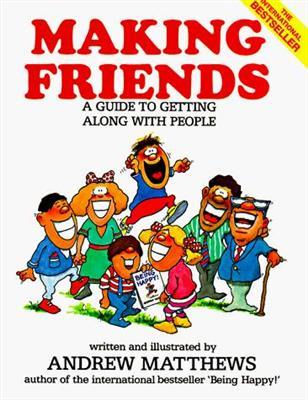 خرید کتاب انگليسی Making Friends