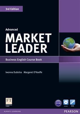 خرید کتاب انگليسی Market Leader Advanced 3rd (SB+WB+DVD)