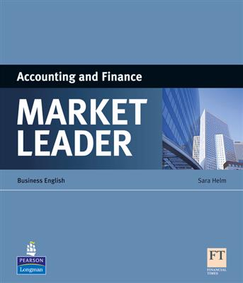خرید کتاب انگليسی Market Leader ESP Book: Accounting and Finance