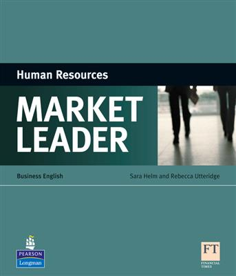 خرید کتاب انگليسی Market Leader ESP Book: Human Resources