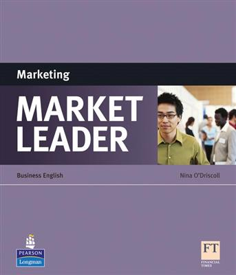 خرید کتاب انگليسی Market Leader ESP Book: Marketing