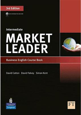 خرید کتاب انگليسی Market Leader Intermediate 3rd (SB+WB+DVD)