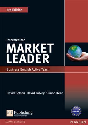 خرید کتاب انگليسی Market Leader Intermediate 3rd : Teachers Book+CD