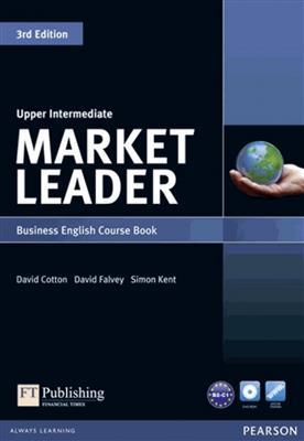 خرید کتاب انگليسی Market Leader Upper-intermediate 3rd (SB+WB+DVD)
