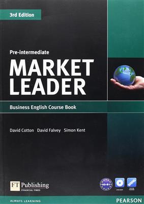 خرید کتاب انگليسی Market Leader pre-intermediate 3rd (SB+WB+DVD)